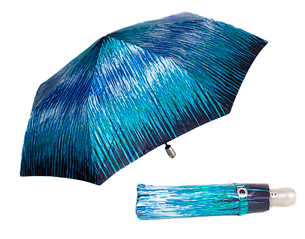 Зонт Doppler Magic Mini Carbon Big RAIN ART 74665GFGRA